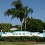 Tidevue Estates Sign 3